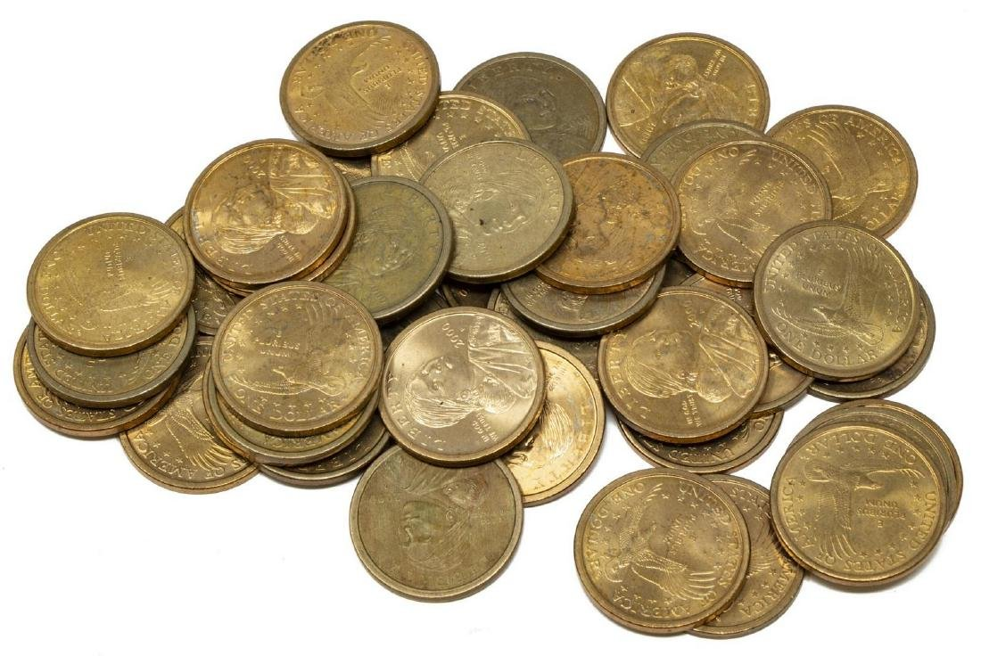 U.S. CURRENCY & COINS, LARGE QUANTITY - 8