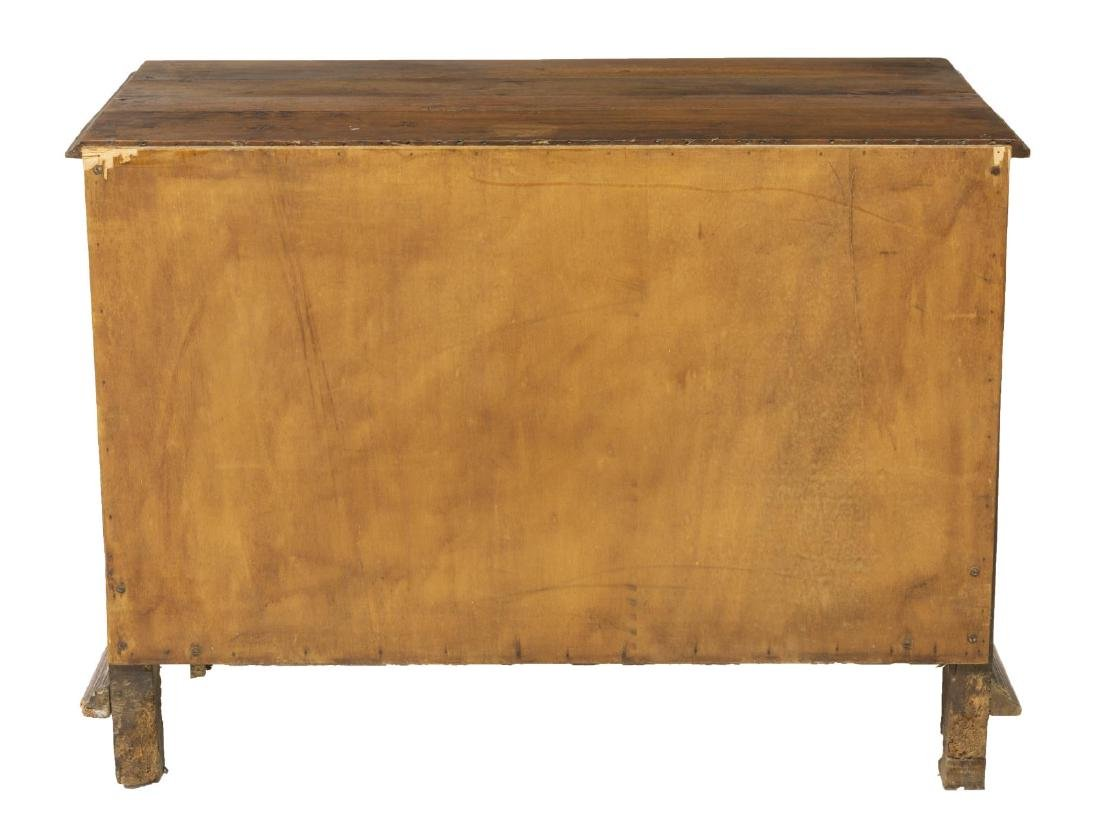 FRENCH LOUIS XIII STYLE WALNUT COMMODE 18TH/19TH C - 3
