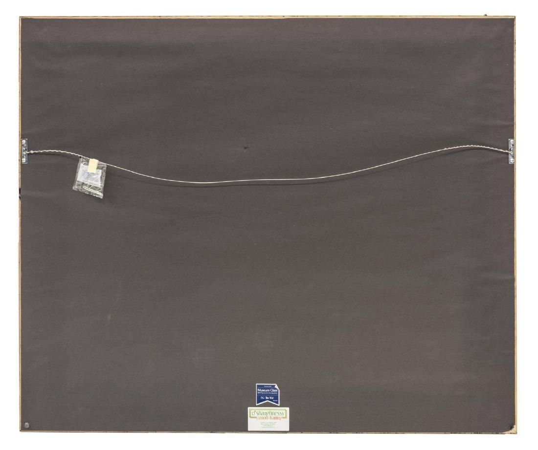 FRANCISCO ZUNIGA (1912-1988) FRAMED LITHOGRAPH - 4