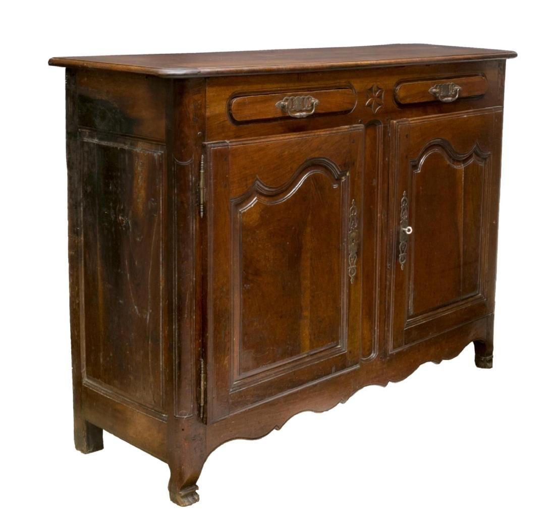 FRENCH LOUIS XV STYLE SIDEBOARD BUFFET