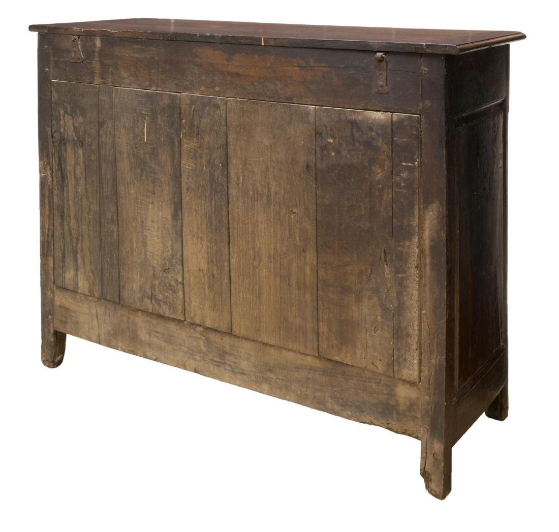 FRENCH LOUIS XV STYLE SIDEBOARD BUFFET - 4