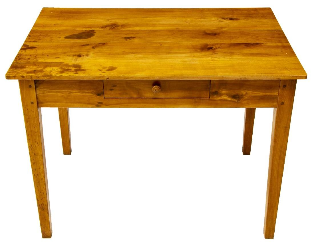 FRENCH LOUIS PHILIPPE FRUITWOOD DESK - 2