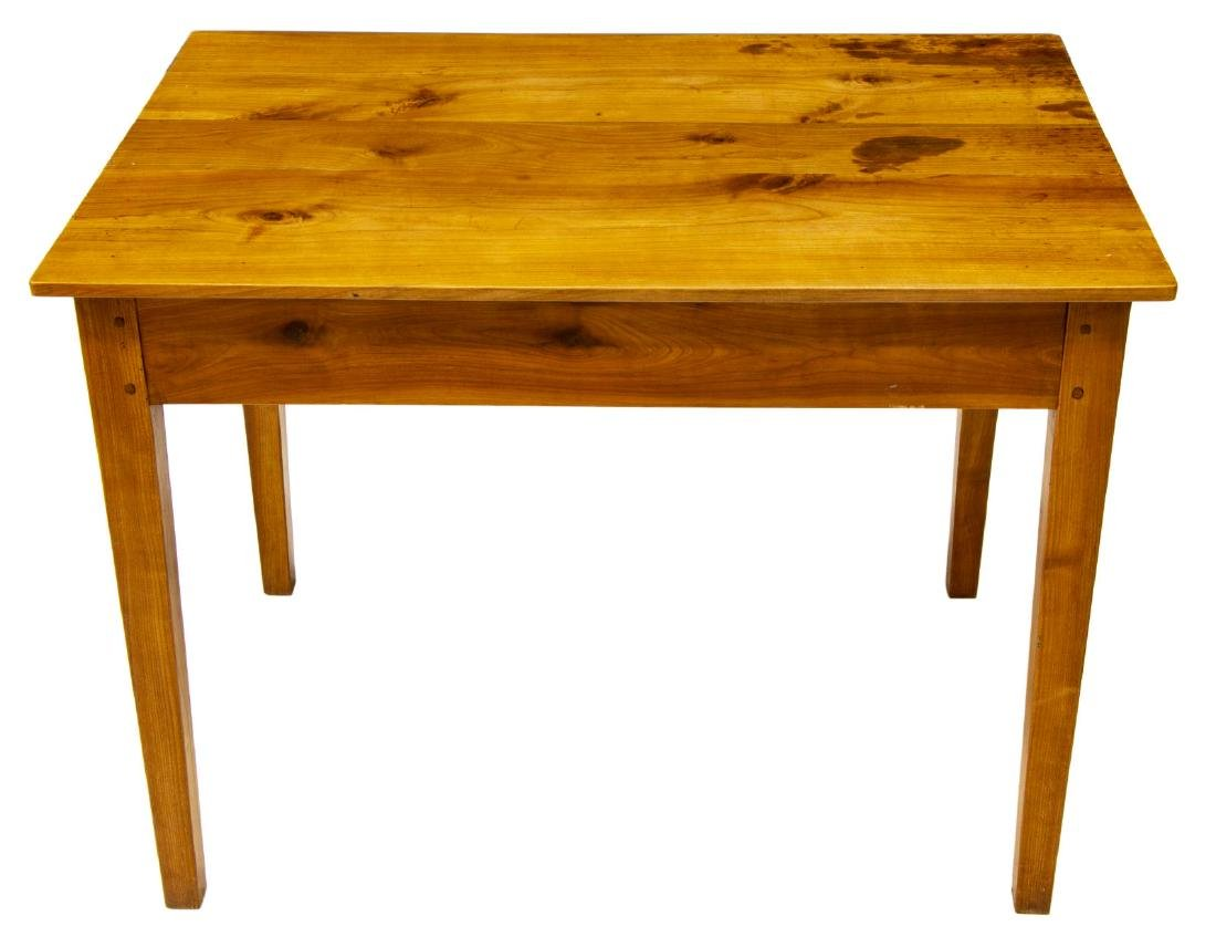 FRENCH LOUIS PHILIPPE FRUITWOOD DESK - 3
