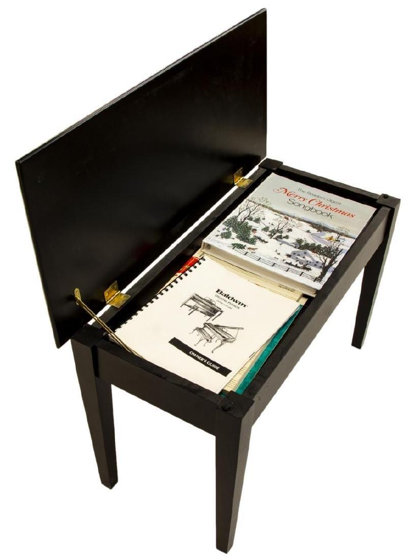 BALDWIN DIGITAL BABY GRAND PIANO & BENCH - 6