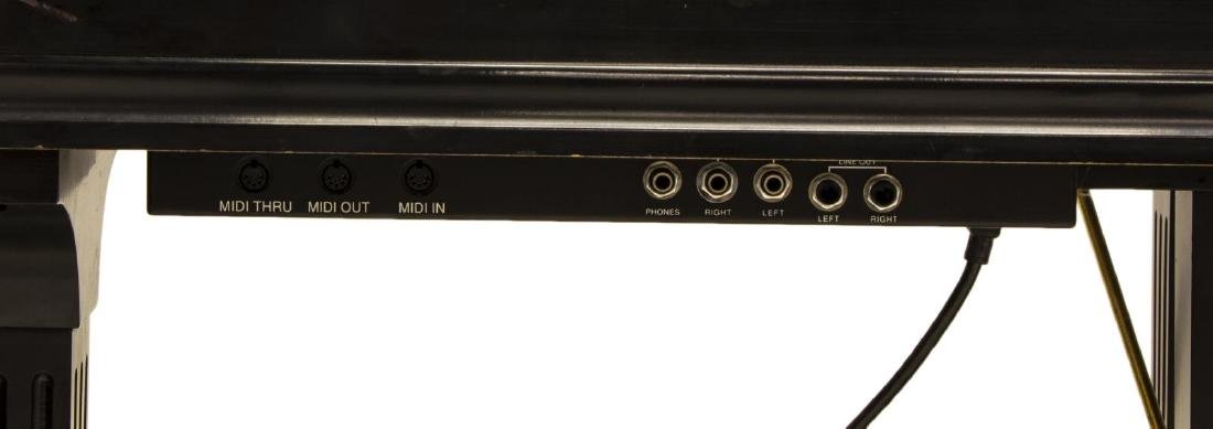 BALDWIN DIGITAL BABY GRAND PIANO & BENCH - 8