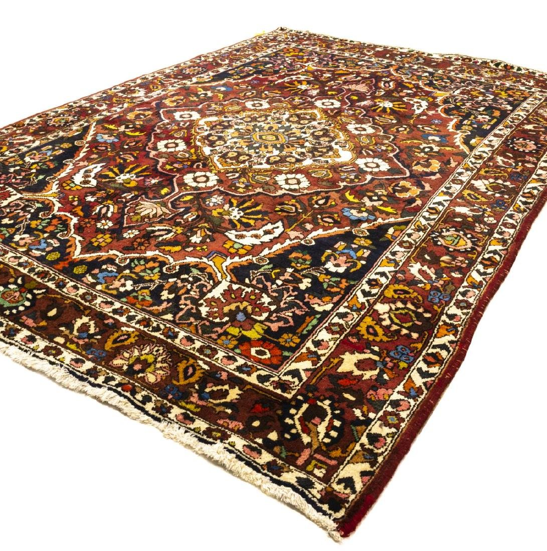 CONTINENTAL HAND-TIED BAKHTIARI STYLE RUG - 2
