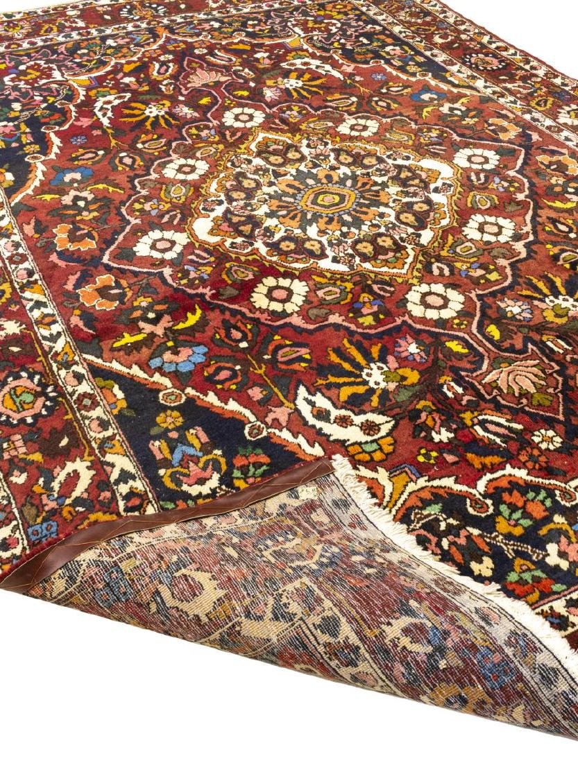 CONTINENTAL HAND-TIED BAKHTIARI STYLE RUG - 3