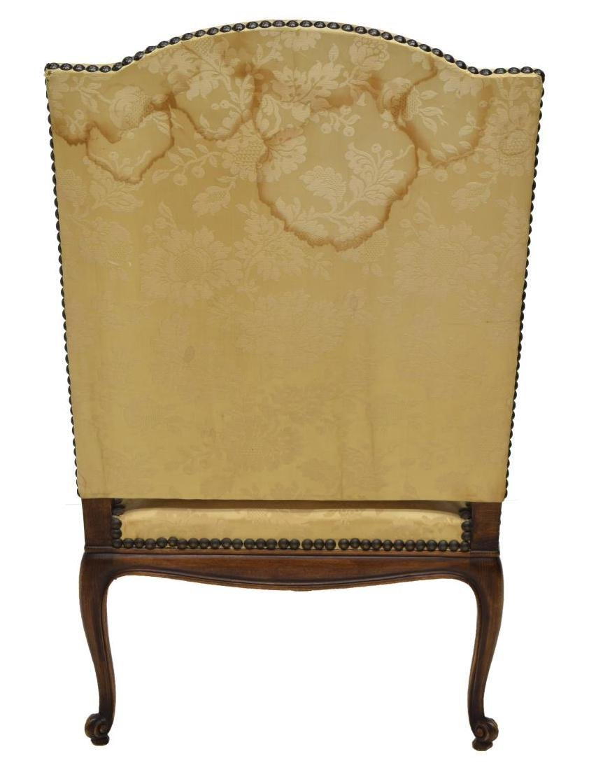 FRENCH LOUIS XV STYLE FAUTEUIL, ARM CHAIR - 3