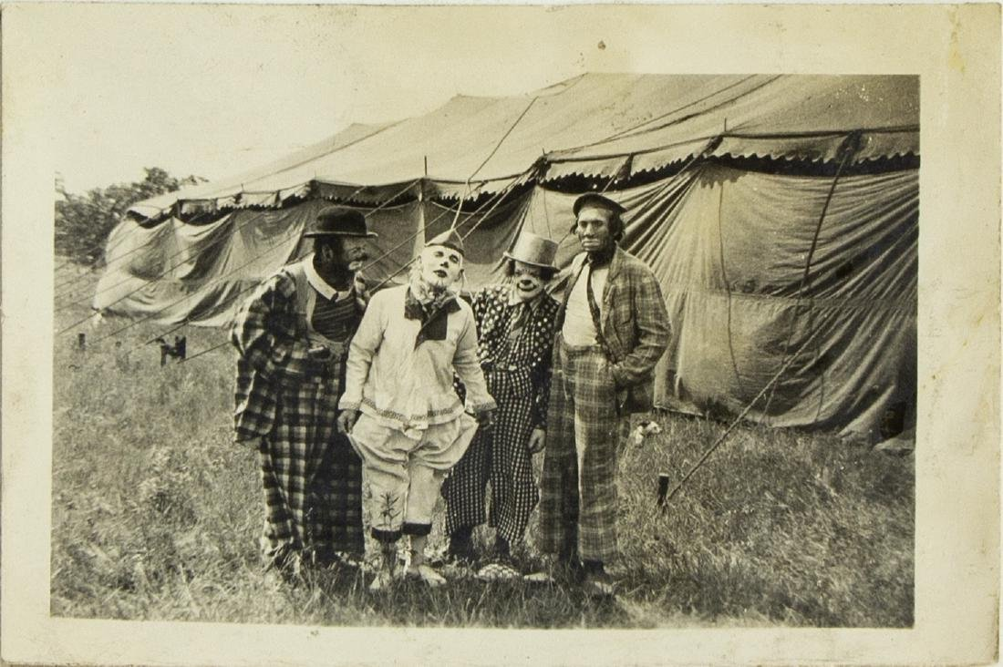 (16) VINTAGE CIRCUS & SIDESHOW PICTURES - 5