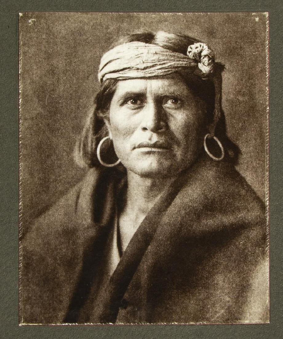 (6) AMERICAN INDIAN PHOTOGRAPHS - 3