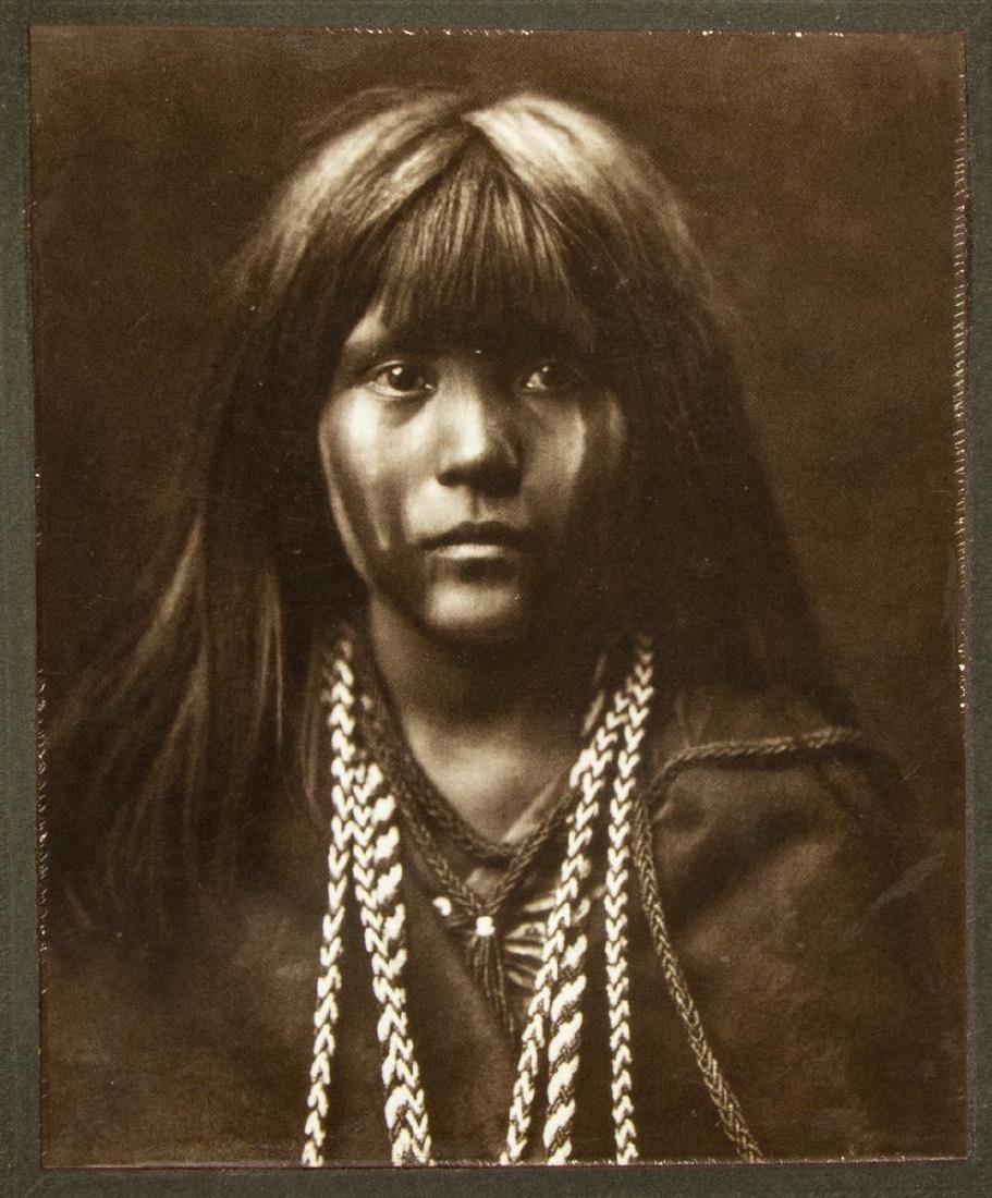 (6) AMERICAN INDIAN PHOTOGRAPHS - 4
