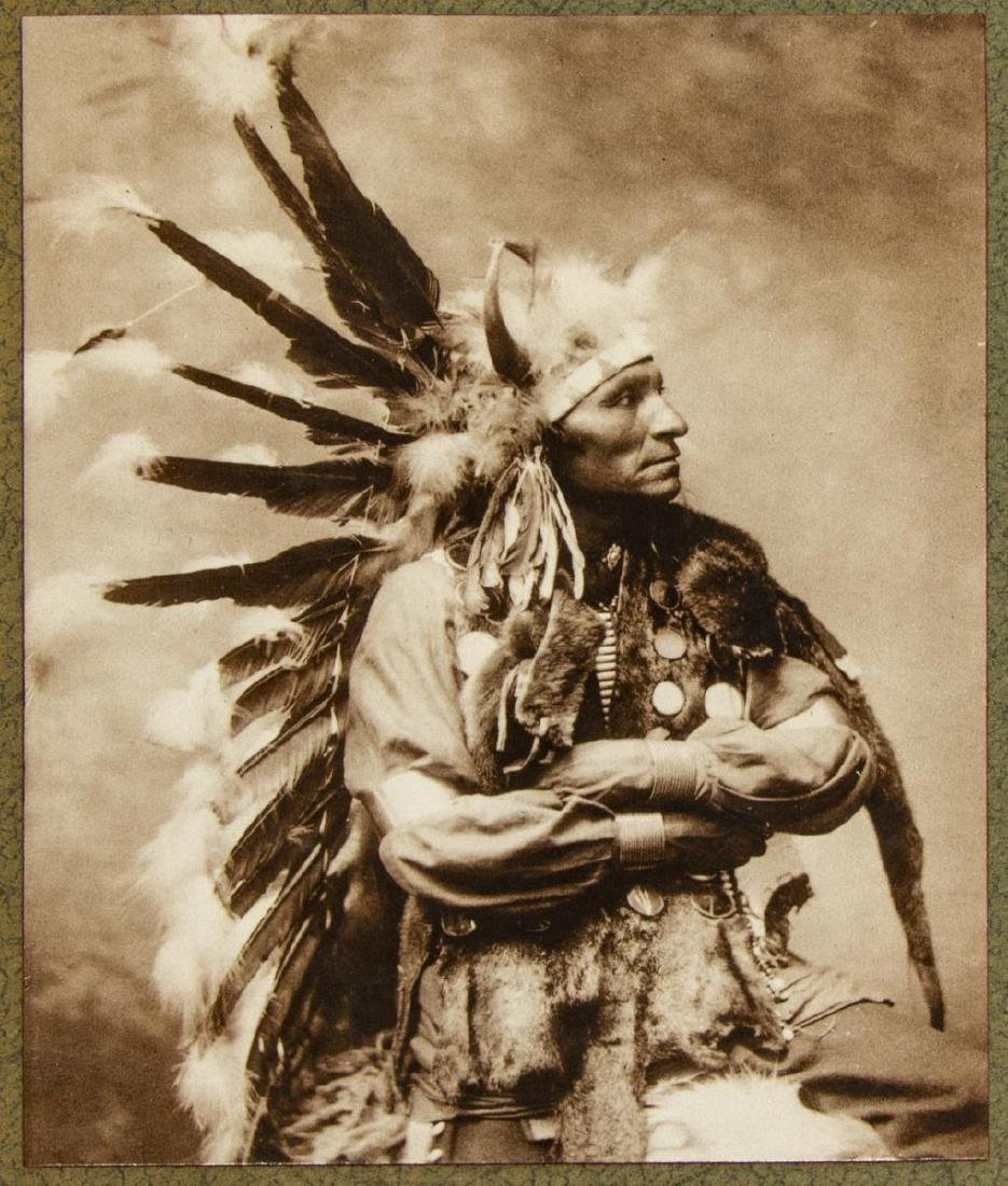 (6) AMERICAN INDIAN PHOTOGRAPHS - 7