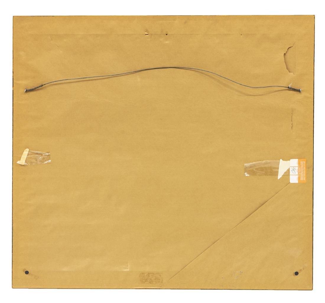 G. HARVEY (TX, D.2017) 'POKER PALS' WESTERN PRINT - 4