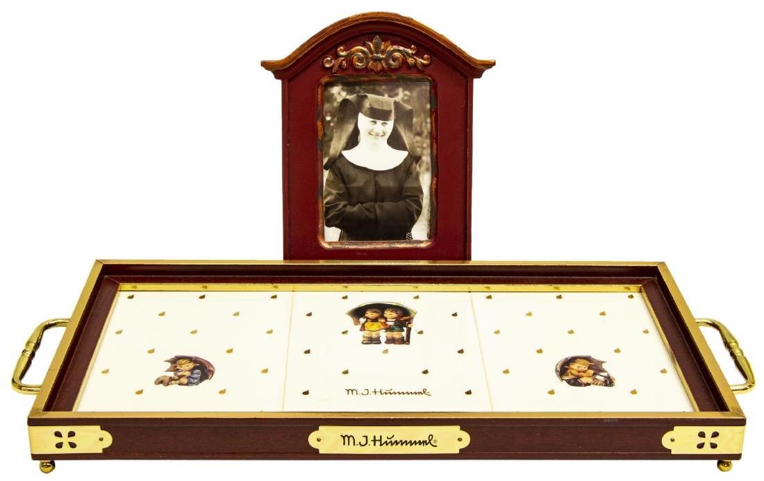 (8) HUMMEL FIGURES, MADONNAS, OTHERS - 2