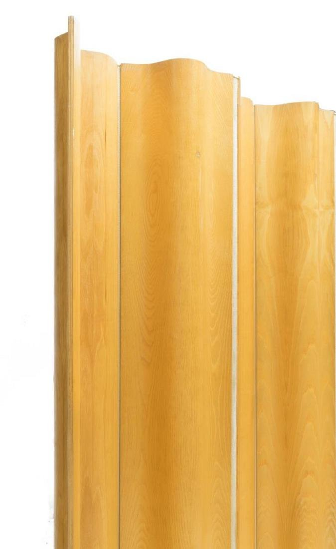 EAMES HERMAN MILLER MOLDED PLYWOOD FOLDING SCREEN - 2
