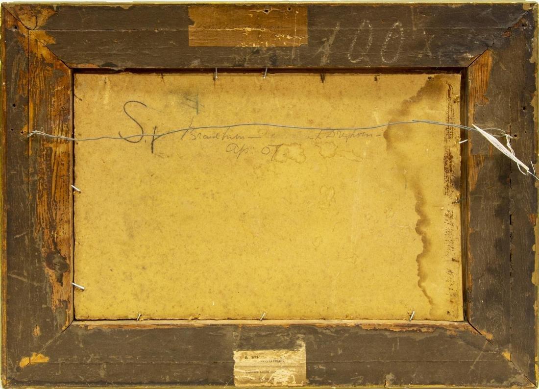 (2) LANDSCAPE PAINTINGS, JAMES SCOTT KINNEAR (D.1917) - 5