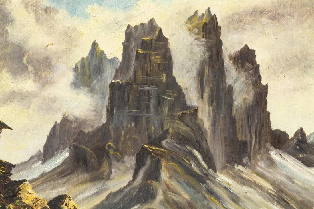(2) LANDSCAPE PAINTINGS, JAMES SCOTT KINNEAR (D.1917) - 7