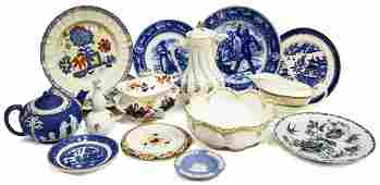 (16) COLLECTION ASSORTED PORCELAIN SERVICEWARE