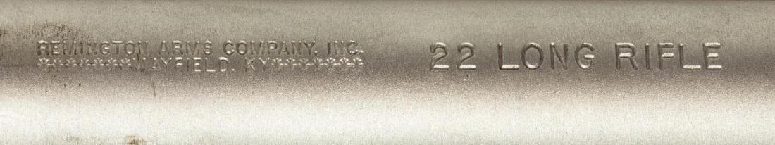 REMINGTON MODEL 597 AUTO LOAD .22LR RIFLE - 4