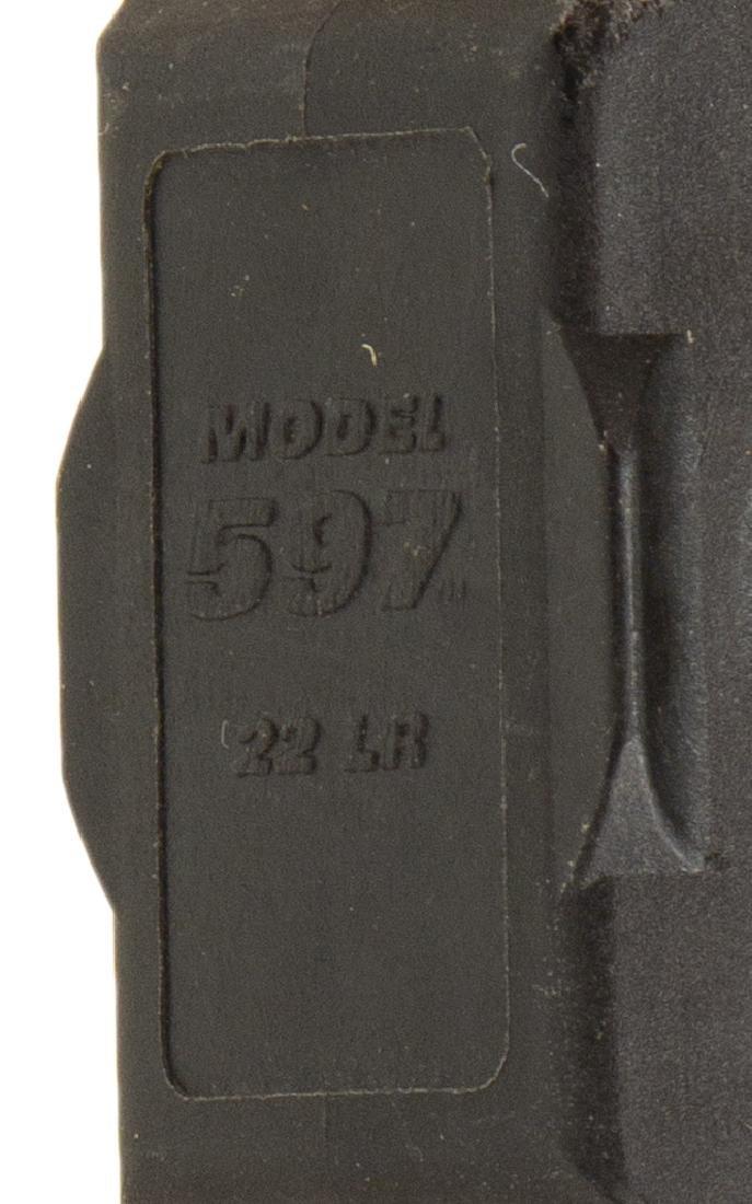 REMINGTON MODEL 597 AUTO LOAD .22LR RIFLE - 6