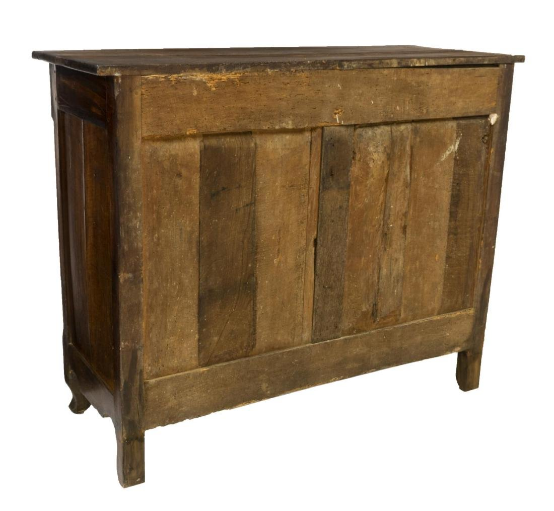 FRENCH LOUIS XV STYLE WALNUT SIDEBOARD 18TH/19TH C - 5