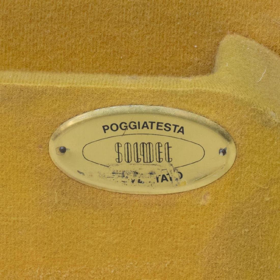 VINTAGE ITALIAN MODERN BRASS BED, SIGNED - 2