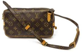 LOUIS VUITTON 'MARLY BANDOULIERE' CROSSBODY BAG