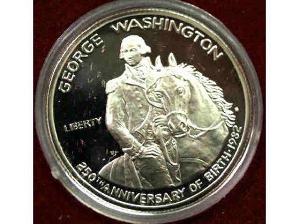 23: LOT OF 15 GEORGE WASHINGTON SILVER HALF DOLLARS