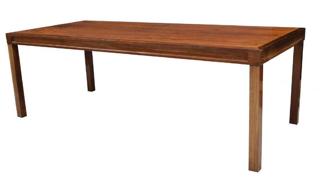 DANISH MID-CENTURY BRAMIN ROSEWOOD COFFEE TABLE