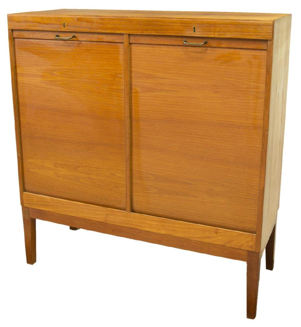 DANISH MID-CENTURY MODERN OFFICE FILING CABINET