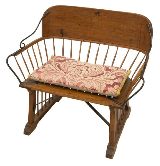 Magnificent American Primitive Buggy Or Sleigh Bench Seat Machost Co Dining Chair Design Ideas Machostcouk