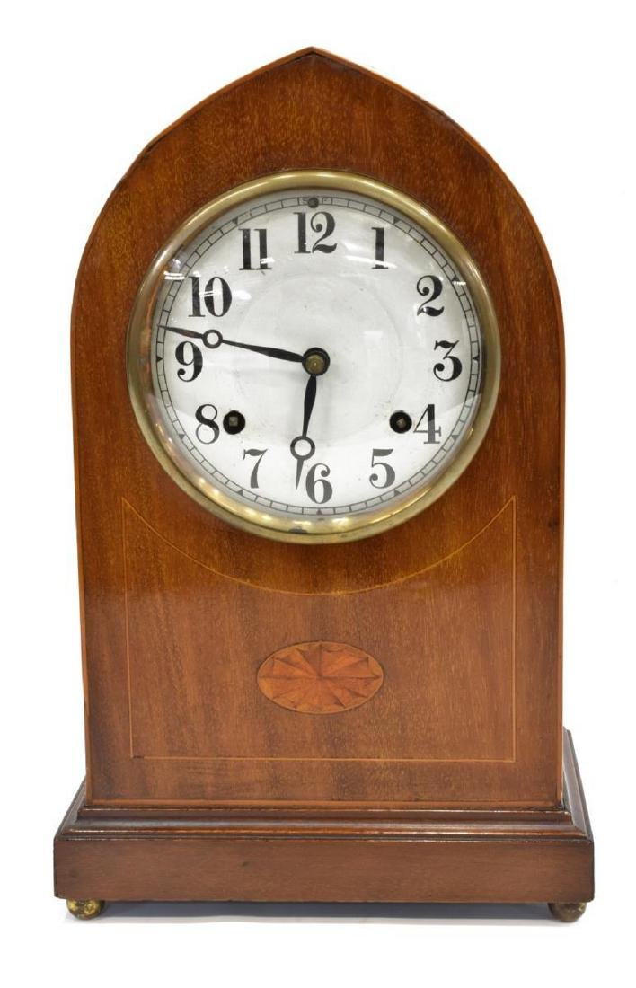 AMERICAN NEW HAVEN CLOCK COMPANY BEEHIVE CLOCK