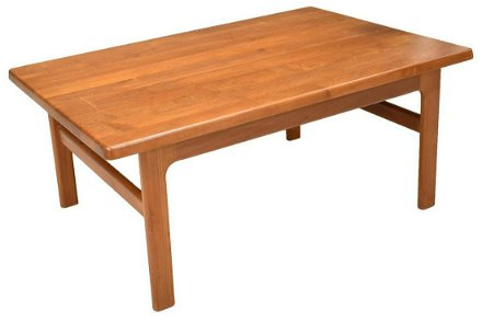 Danish Mid Century Modern Teak Coffee Table Aug 24 2019
