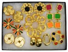 CHRISTIAN DIOR GIVENCHY  OTHER COSTUME JEWELRY