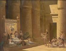 ANN DIDUSCH SCHULER D2010 EGYPTIAN PAINTING