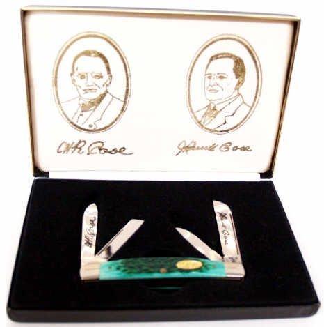 25: RARE CASE XX 4 BLADE SIGNATURE KNIFE MINT IN BOX