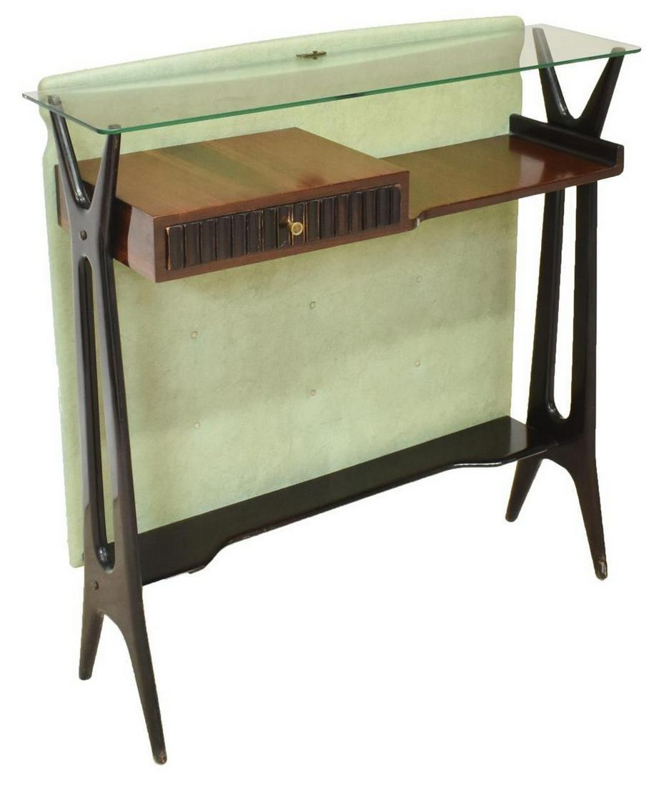 ITALIAN MID-CENTURY CONSOLE TABLE MANNER OF PARISI