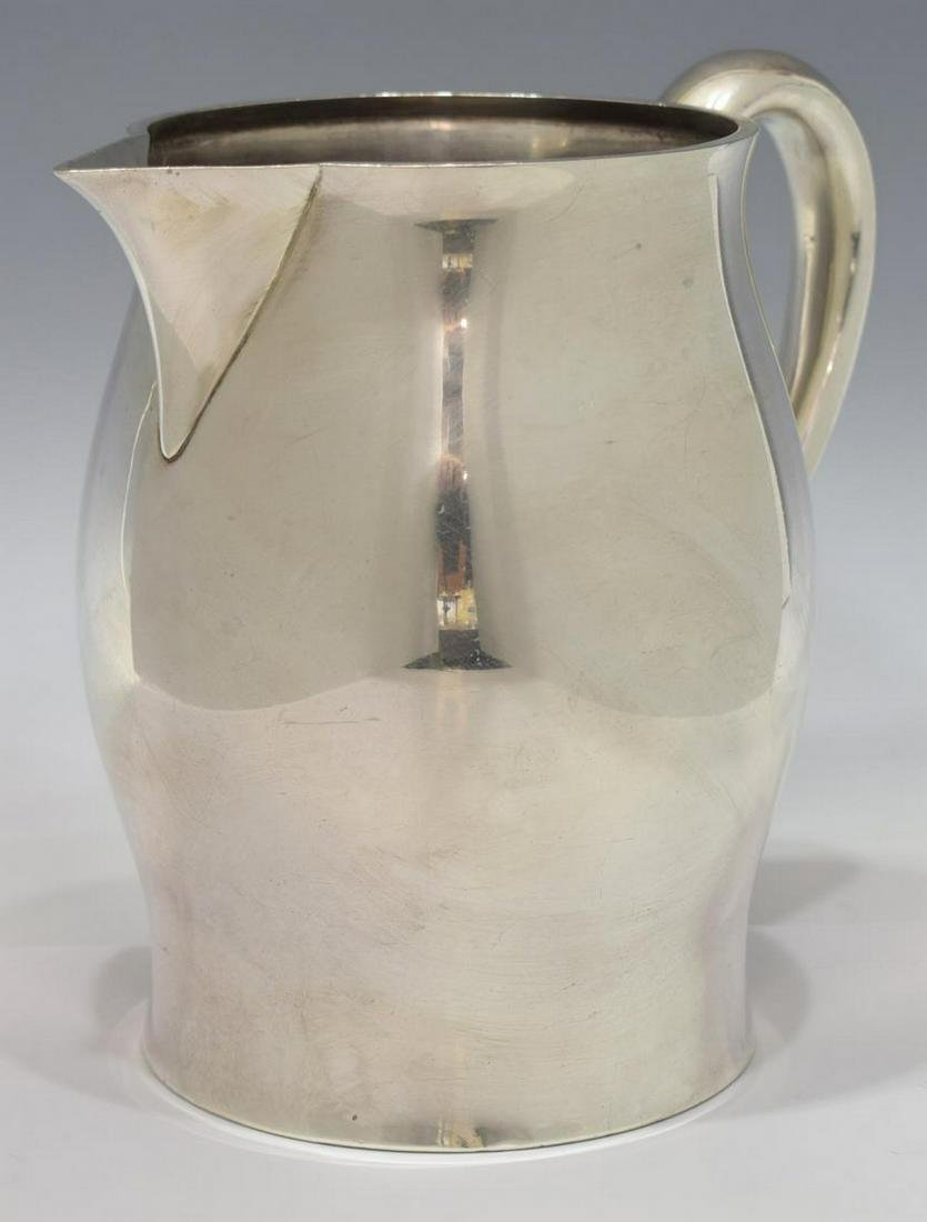 TUTTLE SILVERSMITHS STERLING PAUL REVERE PITCHER