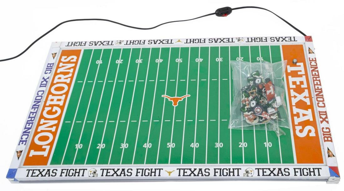 TEXAS LONGHORNS ELECTRIC FOOTBALL GAME