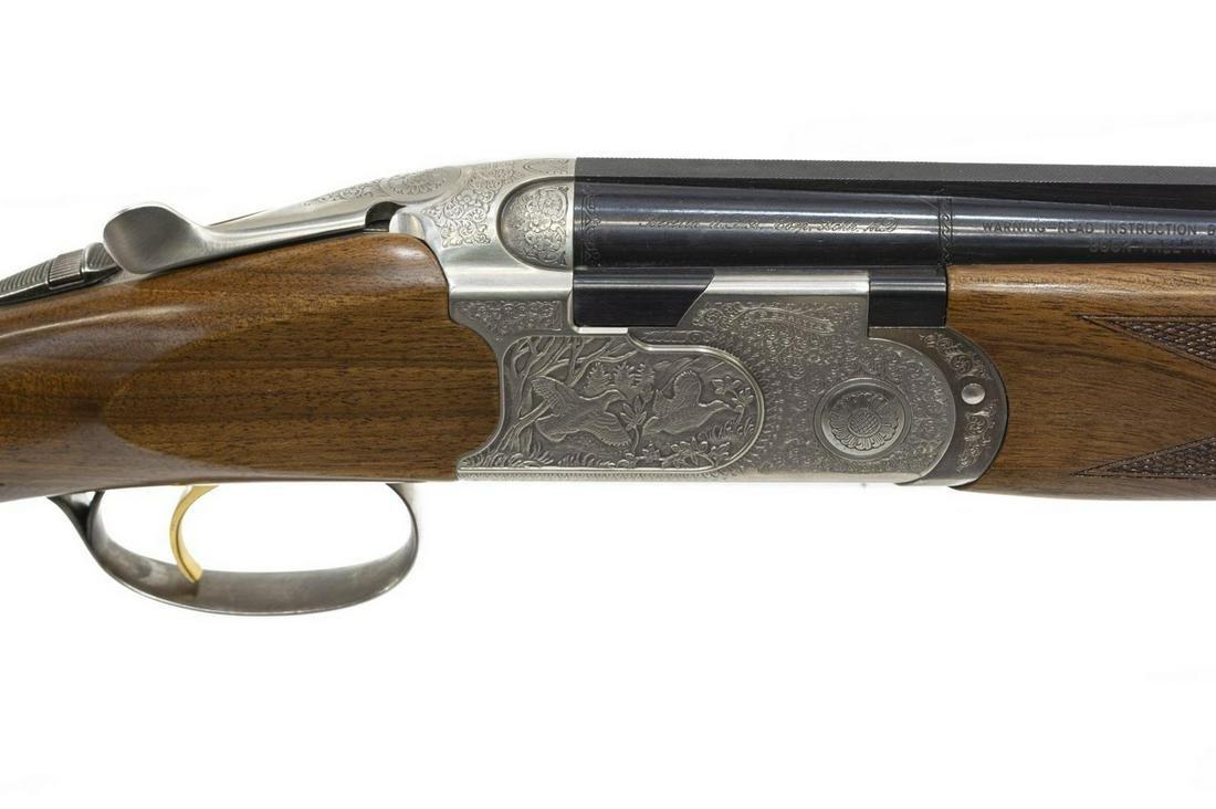 BERETTA OU 28 GAUGE SHOTGUN SILVER PIGEON II GRADE