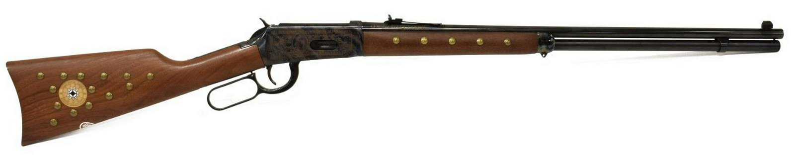 WINCHESTER CHIEF CRAZY HORSE1894 COMM. RIFLE 38-55