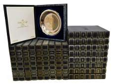 (18) COLLECTION FRANKLIN MINT PRESIDENTIAL PLATES