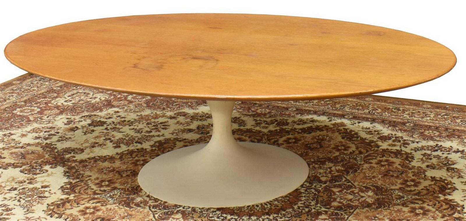 EERO SAARINEN FOR KNOLL INT. TULIP COFFEE TABLE
