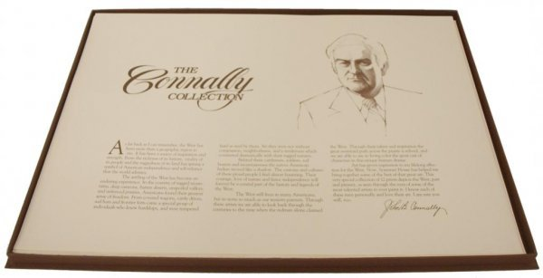 19: CONNALLY COLLECTION G HARVEY LIMITED SIGNED PRINTS