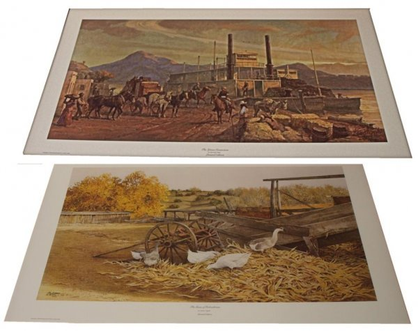 19: CONNALLY COLLECTION G HARVEY LIMITED SIGNED PRINTS - 4