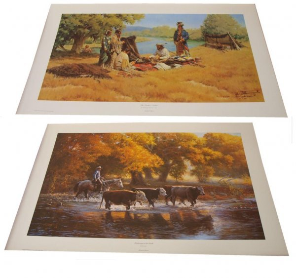 19: CONNALLY COLLECTION G HARVEY LIMITED SIGNED PRINTS - 6