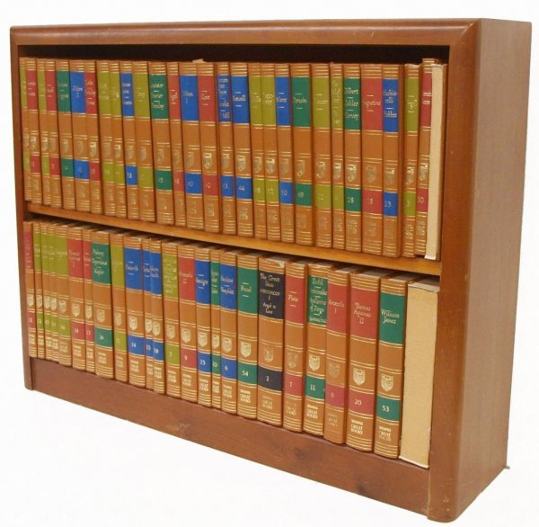 BRITANNICA GREAT BOOKS OF THE WESTERN WORLD