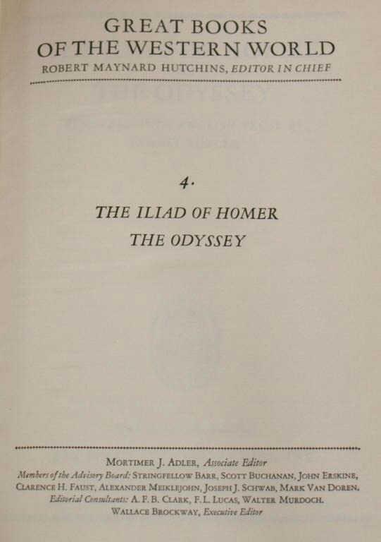 BRITANNICA GREAT BOOKS OF THE WESTERN WORLD - 5