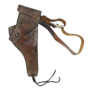 U.S. ARMY WWII ISSUE M1917 .45 PISTOL HOLSTER
