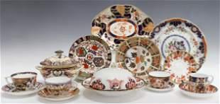 (16) ROYAL CROWN DERBY IMARI PALETTE TABLEWARE